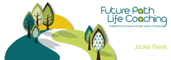 Future Path Life Coaching Banner. Enabling Mums To Become The Best Version Of Themselves